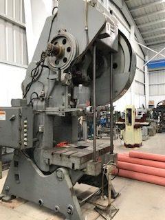 Troqueladora South Bend 125 tons