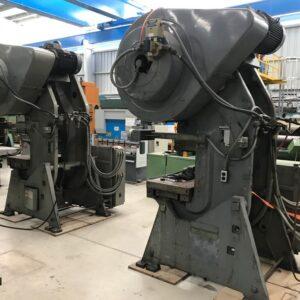 Troqueladora  OBI South Bend 60 tons