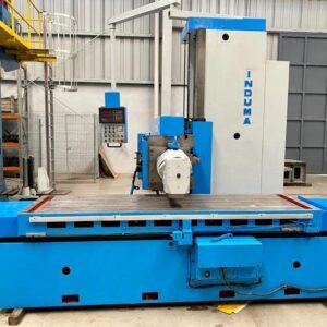 Fresadora de Mesa Induma 3000 mm de mesa