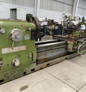 Torno paralelo Sabre 1000 x 4000 mm