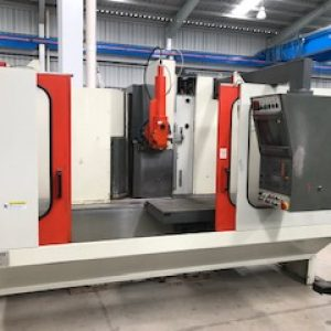 fresadora CNC rambaudi versamatic