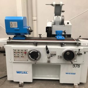 Rectificadora universal Misal Italiana 600 mm