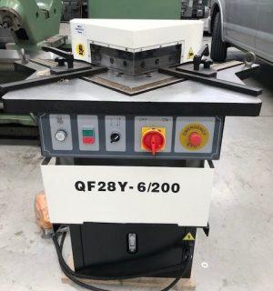 Cizalla esquinero / escoteador hidraulico UNION