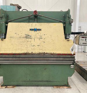 dobladora de cortina italiana Romec  175 tons con dados