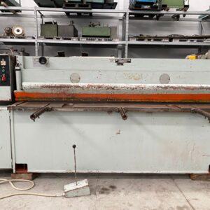 cizalla piezok cap 4mm x 2700 mm long mecanica