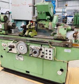 rectificadora cilindrica italiana ribon 1100 mm hidraulica